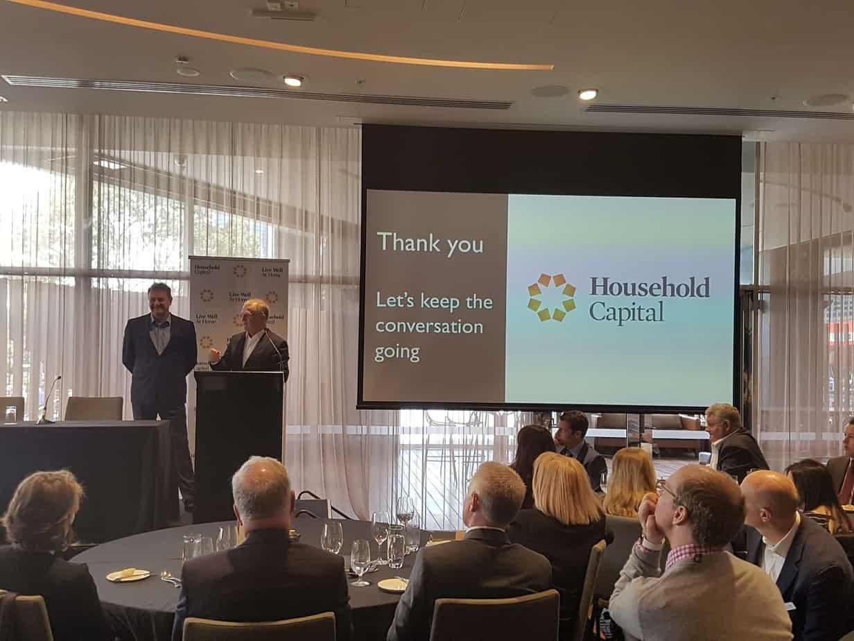 Third Pillar Forum 2019- Household Capital- Garry Weaven and Nick Sherry