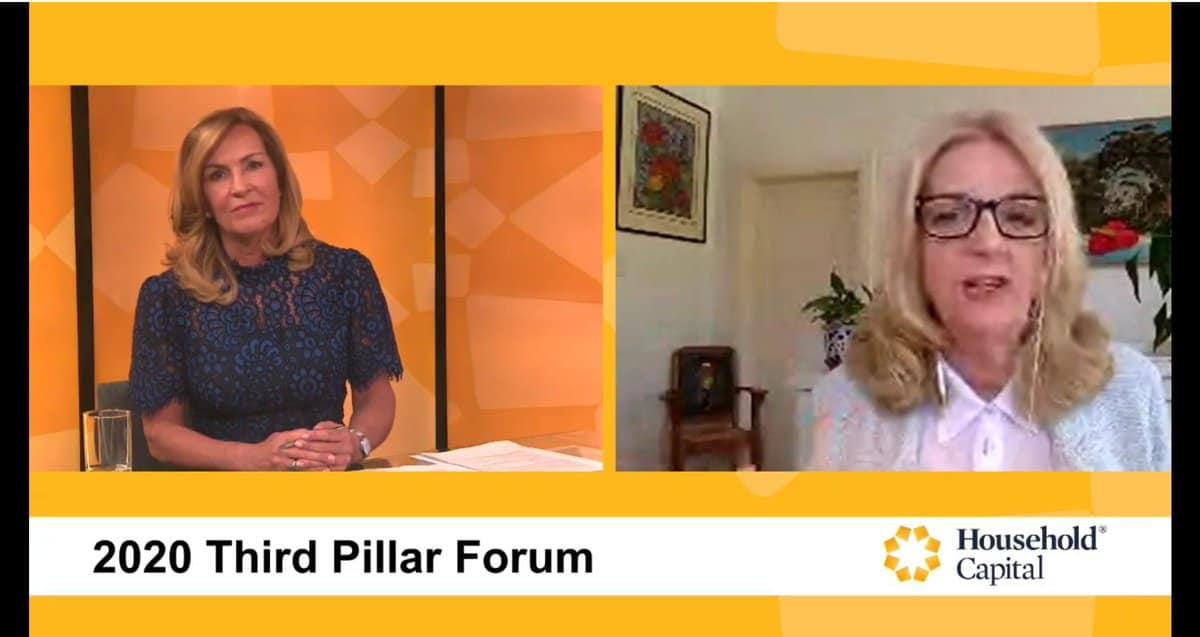 2020 Third Pillar Forum with Jean Kittson